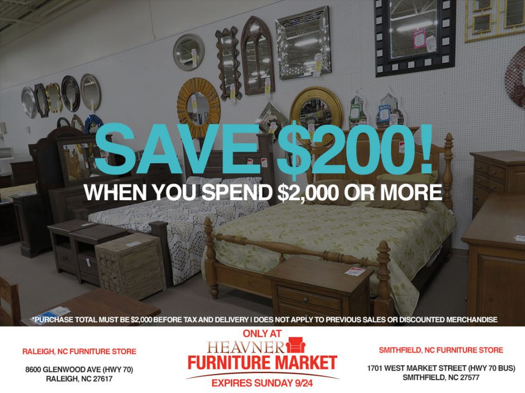 Raleigh Home Furniture Store | Discount | Smithfield